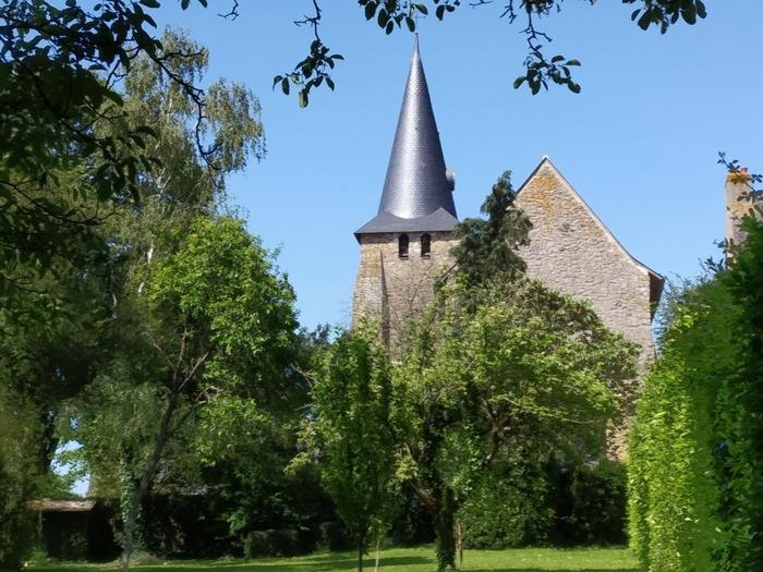 Journées du patrimoine 2020 - Visite libre du village, de l'église Saint Martin, de la fontaine.