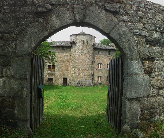 Journées du patrimoine 2019 - Visite de la maison-forte de Salcrupt