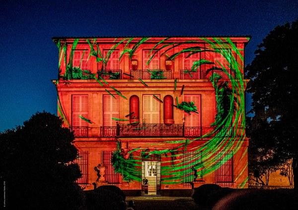 Nuit des musées 2019 -MAPPING