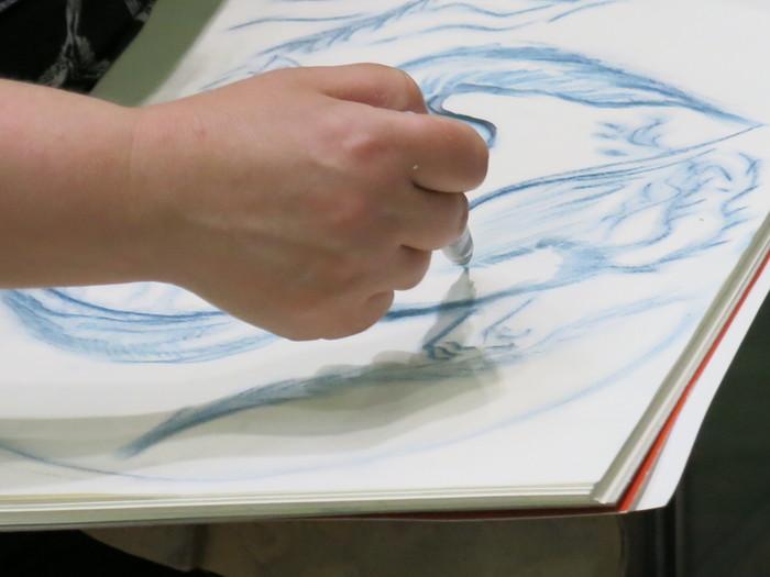 Journées du patrimoine 2020 - Atelier de dessin - Exercez votre main