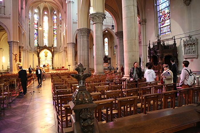 Journées du patrimoine 2020 - Annulé | Visite libre Eglise du Sacré-Coeur