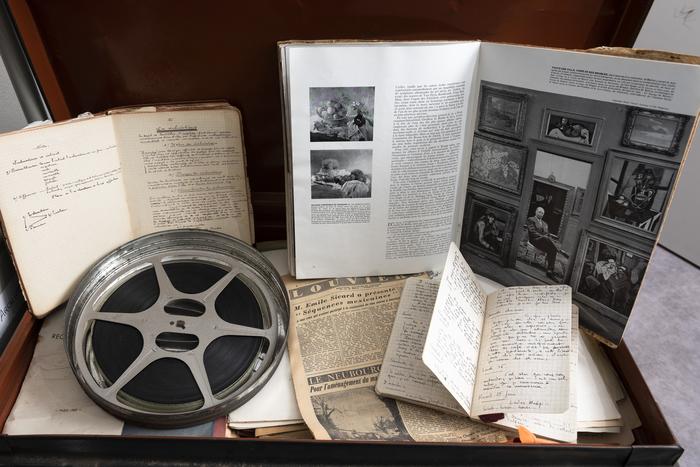 Journées du patrimoine 2019 - Levez les yeux ! Découverte du Pôle archives Seine-Eure