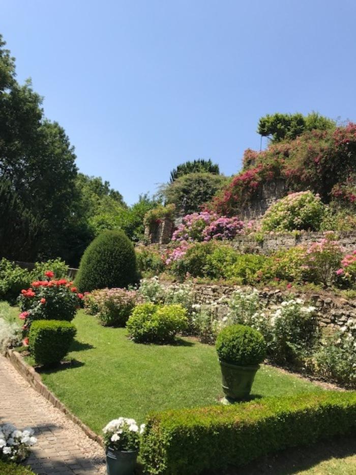 Visite des jardins Henri Le Sidaner