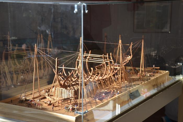 Journées du patrimoine 2019 - Mémorial Amiral de Grasse
