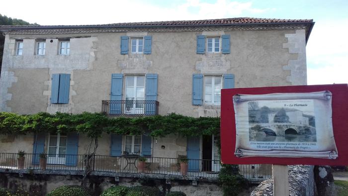 Journées du patrimoine 2019 - Circuit historique des maisons de Saint-Jean-de-Côle