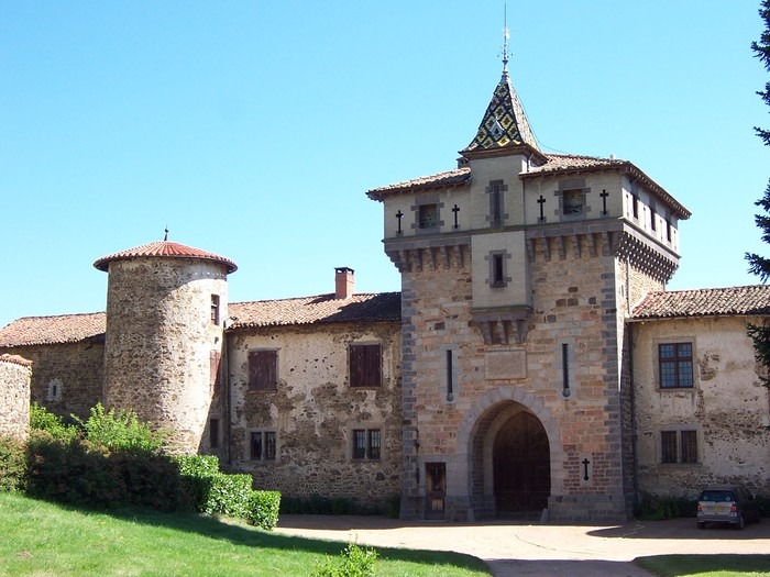 Journées du patrimoine 2020 - Visite commentée du château de Saconay