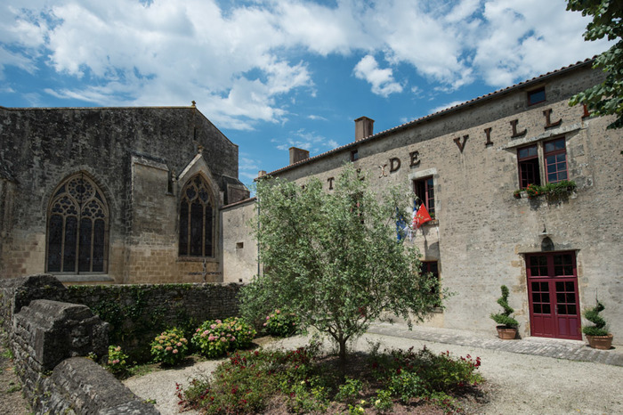 Journées du patrimoine 2019 - Visite guidée du prieuré (mairie)