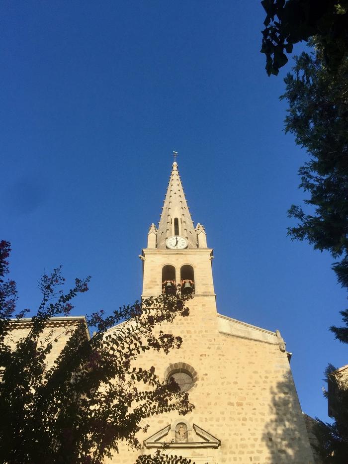 Journées du patrimoine 2019 - Visite de l'église et du clocher de Joyeuse avec l'AREJ