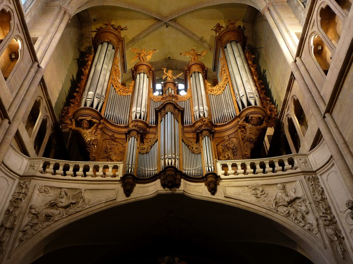 Journées du patrimoine 2020 - Concert d'orgue à la Cathédrale Saint-Bénigne