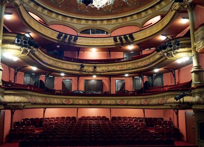 Journées du patrimoine 2020 - Les coulisses du théâtre municipal