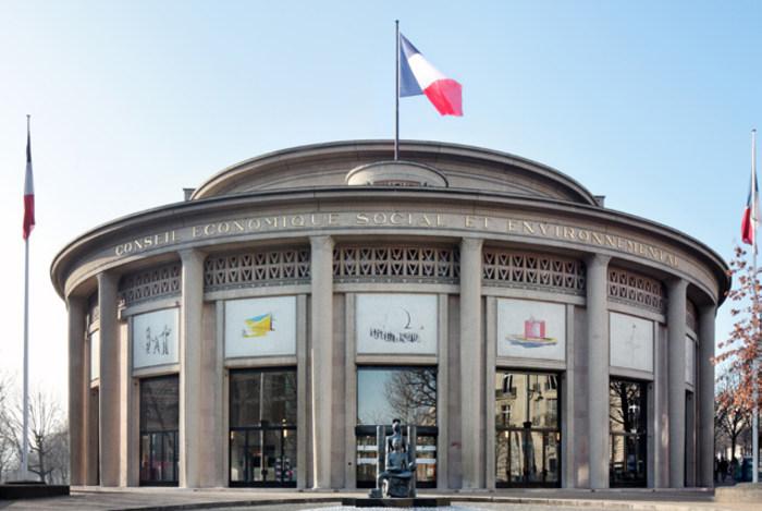 Journées du patrimoine 2020 - Visite commentée du Palais d'Iéna, chef d'oeuvre d'Auguste Perret et siège du CESE