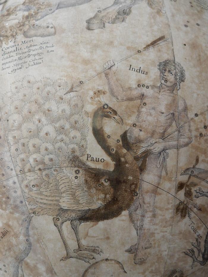 Journées du patrimoine 2019 - À la découverte des globes de Blaeu