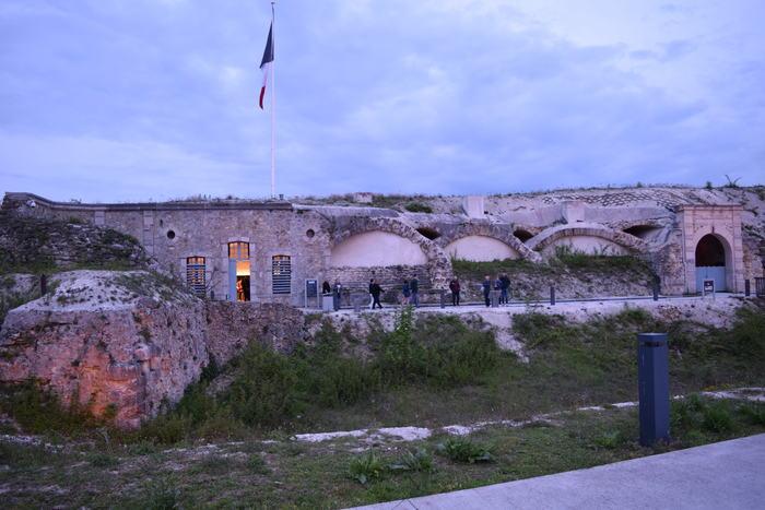 Journées du patrimoine 2020 - Visite guidée du musée du fort de la Pompelle