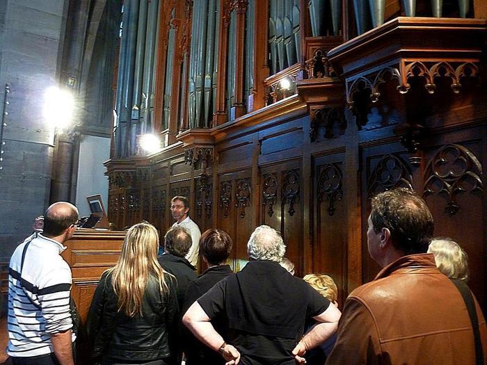 Journées du patrimoine 2020 - Visite guidée de l'orgue de tribune Joseph Merklin d'Obernai