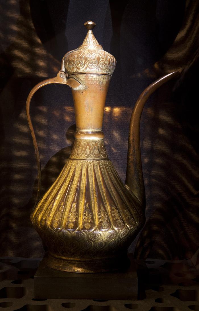 Journées du patrimoine 2019 - Découverte de la collection des arts de l'Islam