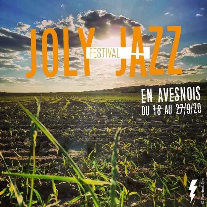 Journées du patrimoine 2020 - Festival JolyJazz en Avesnois par Bougez-Rock