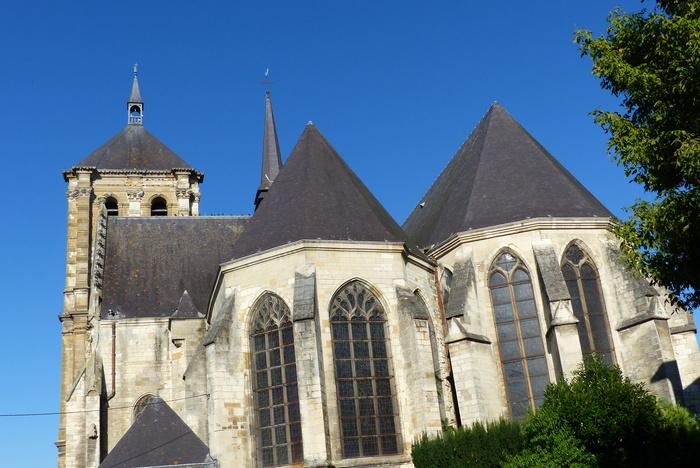 Journées du patrimoine 2020 - Visite libre de l'église Saint-Nicolas