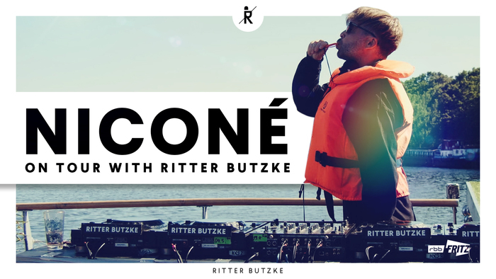 Niconé on tour with Ritter Butzke | on Boat