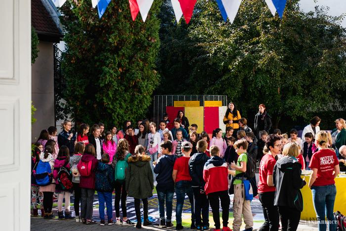 Deux journées d'activités éducatives et amusantes en français, dédiées aux enfants