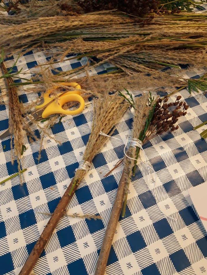 Journées du patrimoine 2020 - Annulé | Atelier : Fabriques ton pinceau végétal - Herbes Folles