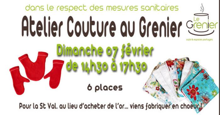 Atelier Couture au Grenier