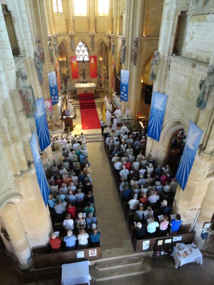 Journées du patrimoine 2019 - Exposition du trésor de la basilique Notre-Dame