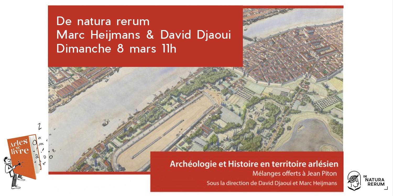 Dans le cadre du festival Arles se livre, nous recevons dimanche 8 mars à 11h Marc Heijmans, David Djaoui, qui viennent de publier un gros volume en hommage à Jean Piton.