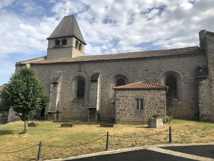 Journées du patrimoine 2020 - Visite guidée d'une église du XIIIe siècle