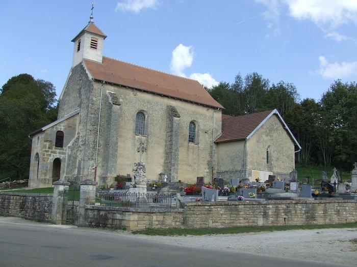 Journées du patrimoine 2019 - Visite commentée de l'Église de Coulans-Refranche
