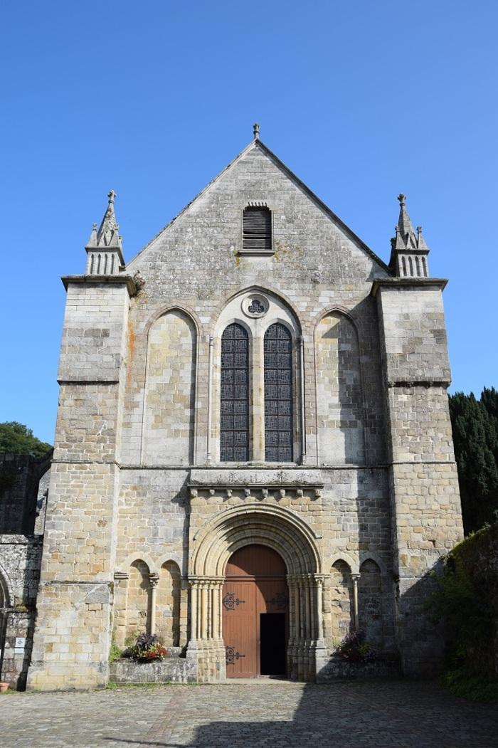 Journées du patrimoine 2020 - Visite libre de l'Abbaye Saint-Magloire de Léhon