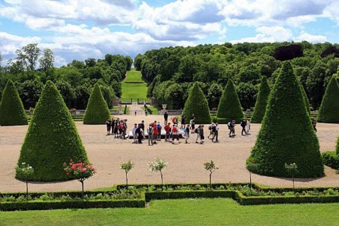 Journées du patrimoine 2019 - Histoire de Saint-Cloud et de ses jardins