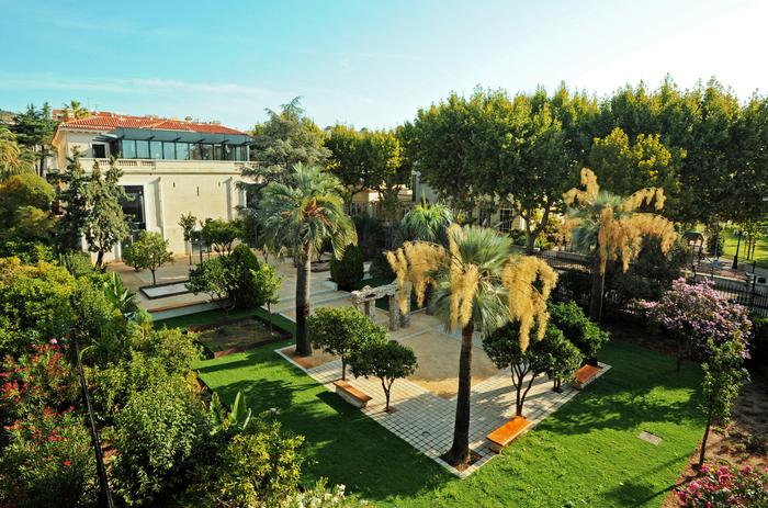 Journées du patrimoine 2020 - Le Jardin de La Banque ouvre ses portes !