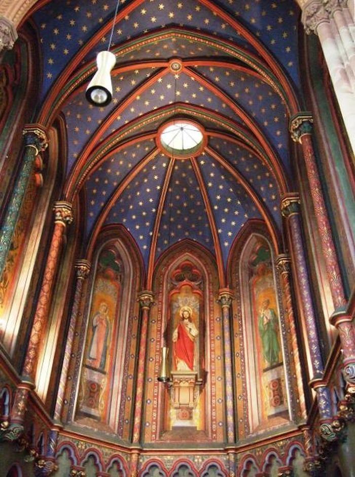 Journées du patrimoine 2020 - Exposition : Quarante ans au service de la chapelle Notre-Dame