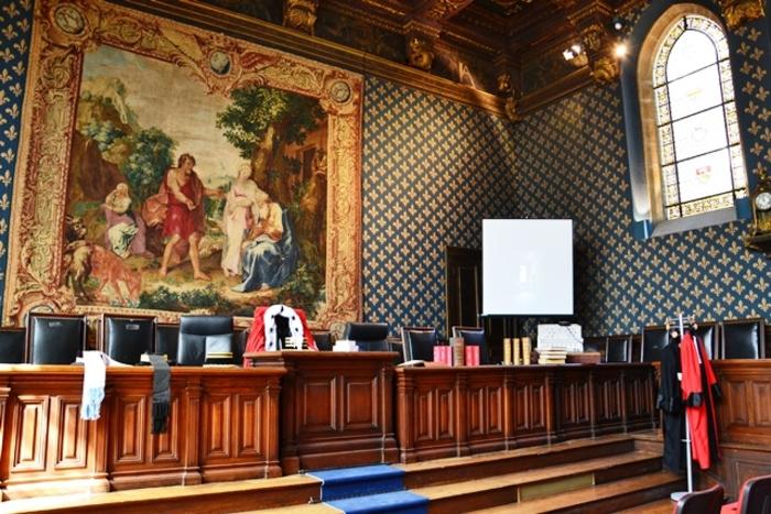 Journées du patrimoine 2020 - Visite de la cour d'appel de Dijon.