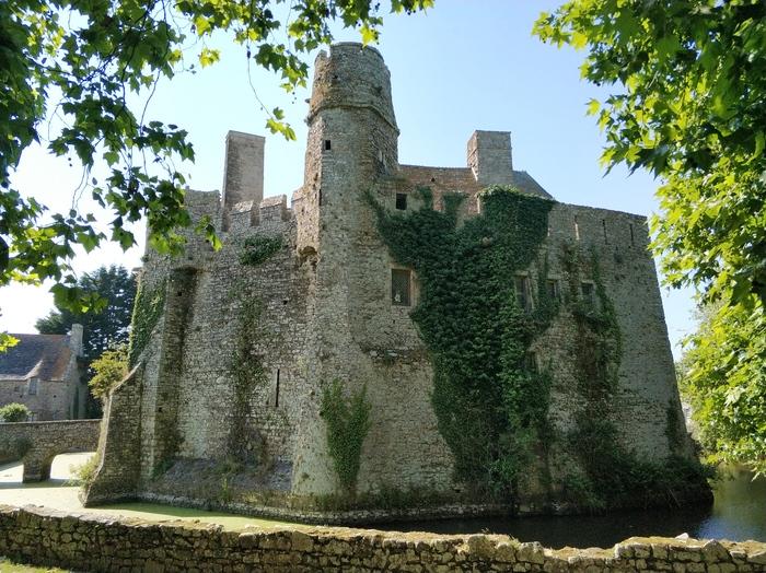 Journées du patrimoine 2019 - Visite guidée du château fort et sensibilisation à la sauvegarde
