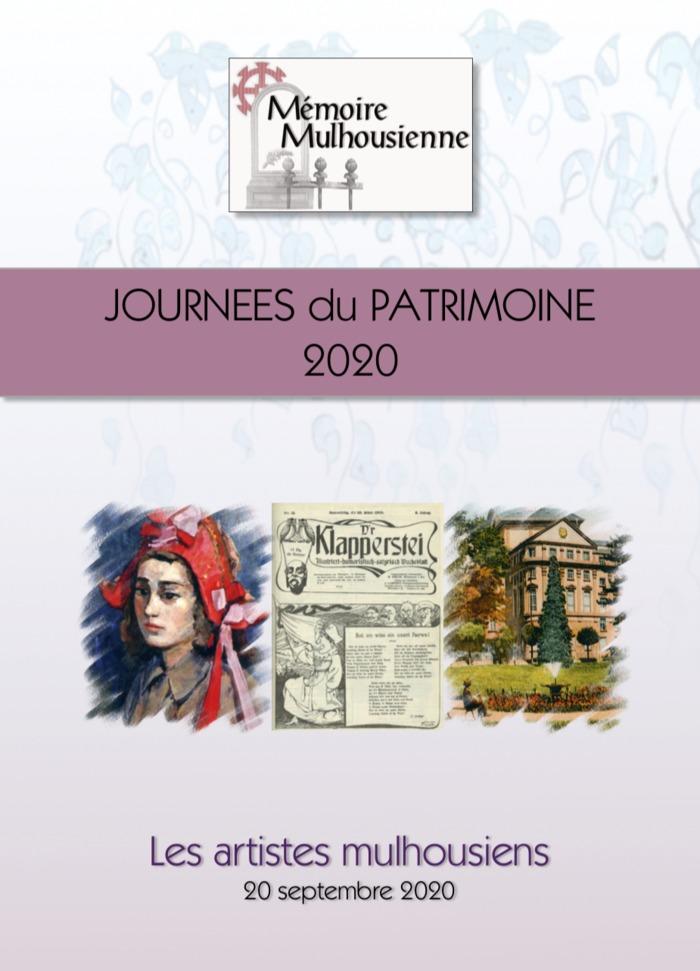 Journées du patrimoine 2020 - Visite du Cimetière central de Mulhouse