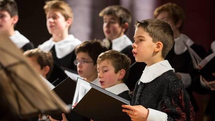 Journées du patrimoine 2020 - Répétition publique de la Maîtrise du Centre de musique baroque de Versailles