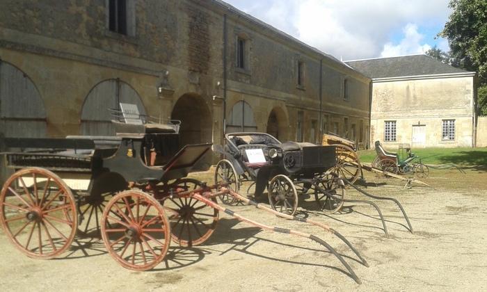 Journées du patrimoine 2020 - Visites des extérieurs d'un château fort