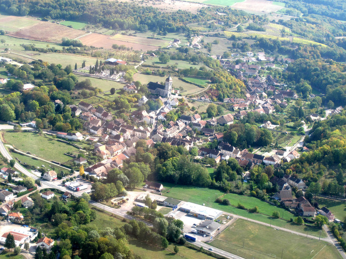 Journées du patrimoine 2019 - Visite libre de Bucey-lès-Gy