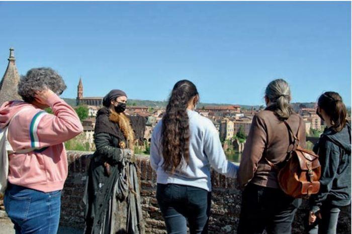 Organisé par l'association des guides interprètes du Tarn (AGIT)