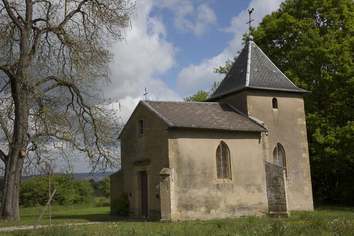 Journées du patrimoine 2019 - Visite de la chapelle Sainte-Anne de Budange