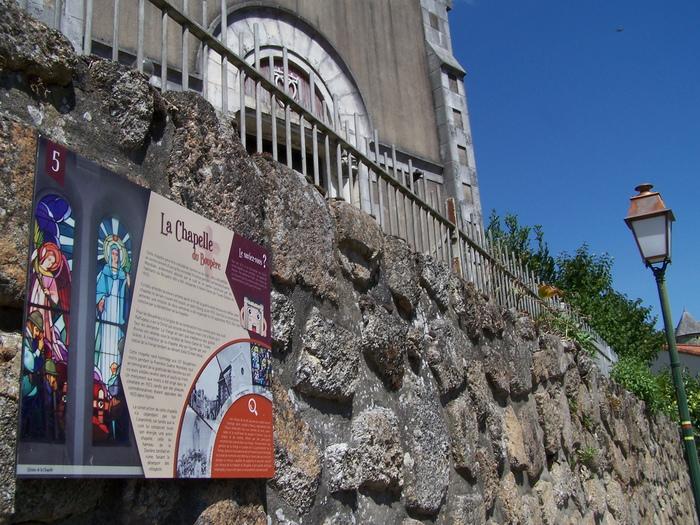 Journées du patrimoine 2020 - Le circuit historique du centre bourg