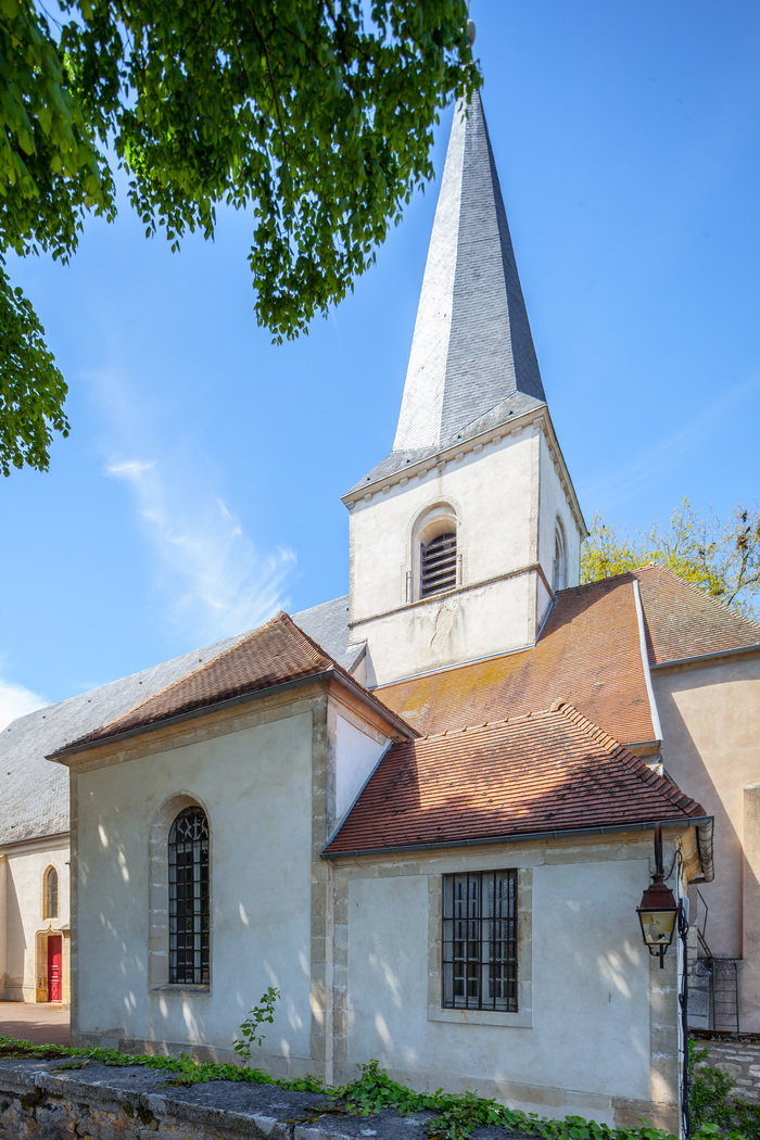 Journées du patrimoine 2020 - Ouverture de l'église Saint-Urse