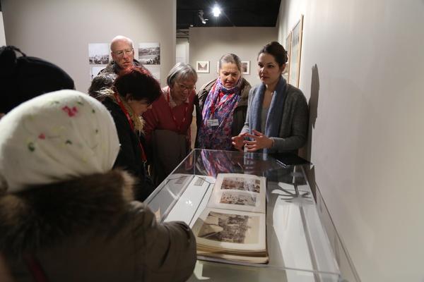 Nuit des musées 2019 -Micro-visites de l'exposition