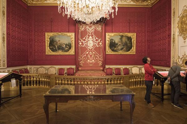 Nuit des musées 2019 -Visite libre des salons de l'hôtel de Soubise