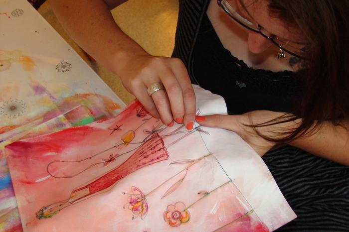Journées du patrimoine 2019 - A la rencontre d'une artiste designer textile