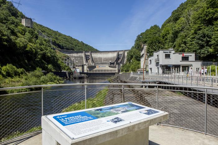 Journées du patrimoine 2019 - À la découverte du barrage du Chastang
