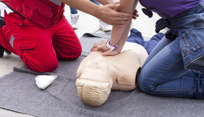 Formez-vous aux premiers secours - niveau 1