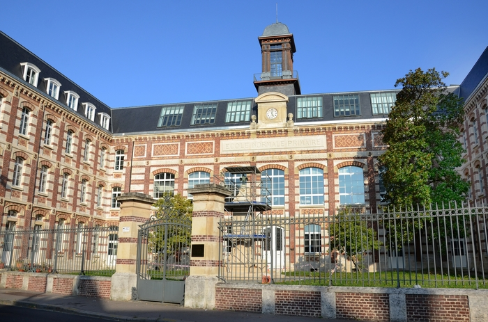 Journées du patrimoine 2020 - Visite guidée de l'ancienne école normale de garçons de Rouen