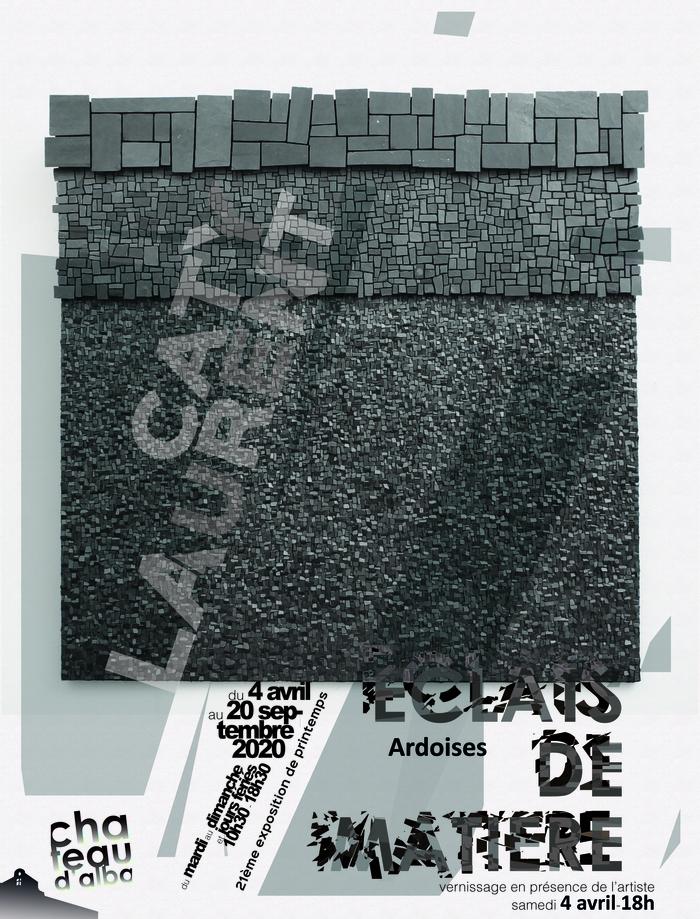 Journées du patrimoine 2020 - exposition d'art contemporain